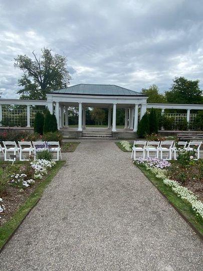 The Rose Garden@Delaware Park
