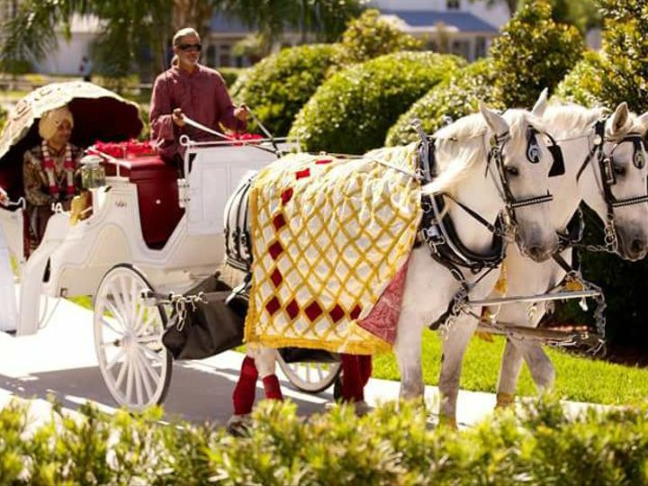 Tmx 1518626851 D252f0163dce89d5 1518626849 C6a3251326d021ec 1518626856101 9 Team Carriage Palm Bay, Florida wedding transportation