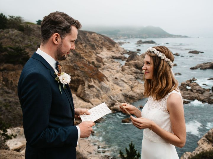 Tmx 1537763231 786050655057d597 1537763228 17521be95c33f173 1537763202934 2 BetterWithYouPhoto Big Sur, CA wedding photography