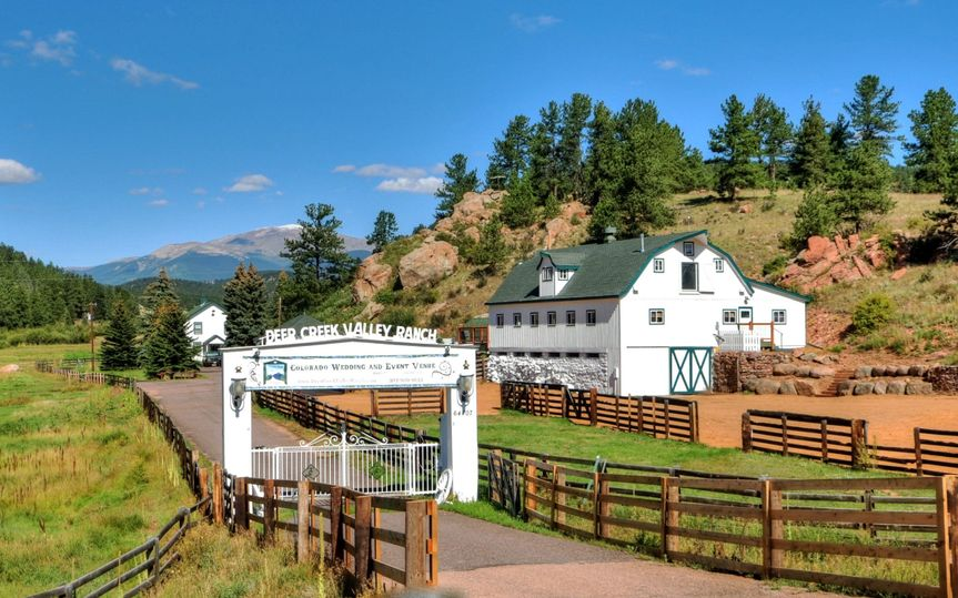 The Barn at Deer Creek Valley Ranch