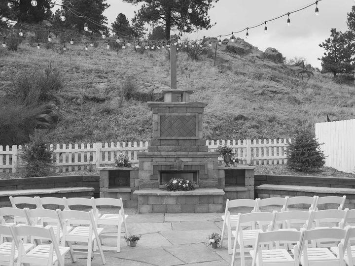 Tmx Fireside Ceremony 51 490533 1568224720 Bailey, CO wedding venue