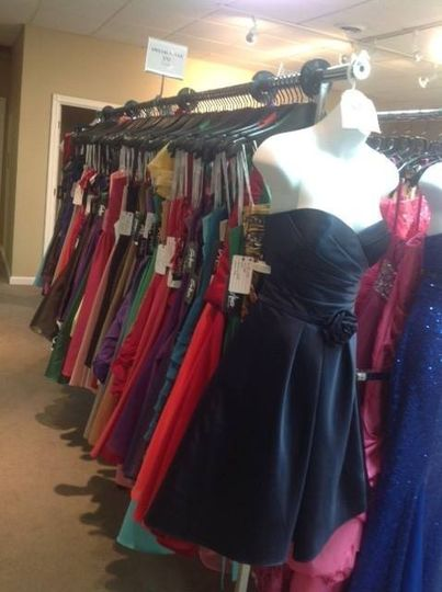 Promotional Deal: 4 cocktail length gowns for $100