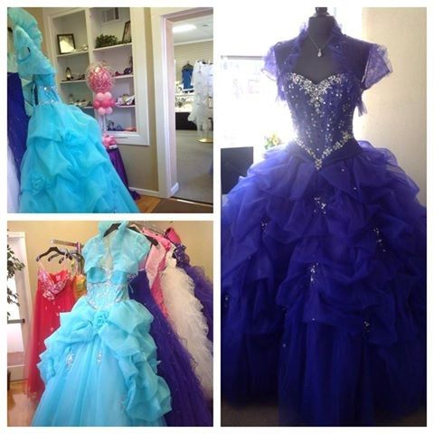 Quinceanera Gowns as low as $99!