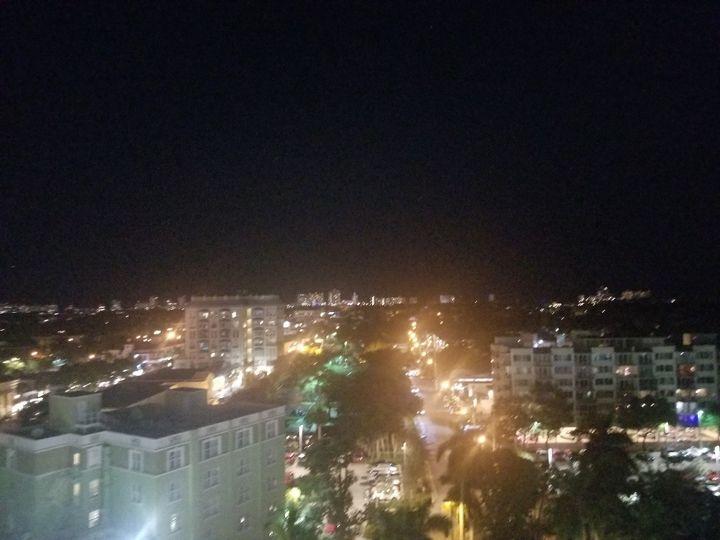 Night Time -Skyline Terrace