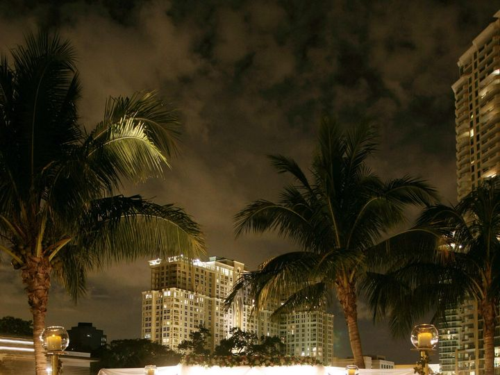 Tmx 1436796328220 David Warren Photography Night Ceremony Fort Lauderdale, Florida wedding venue