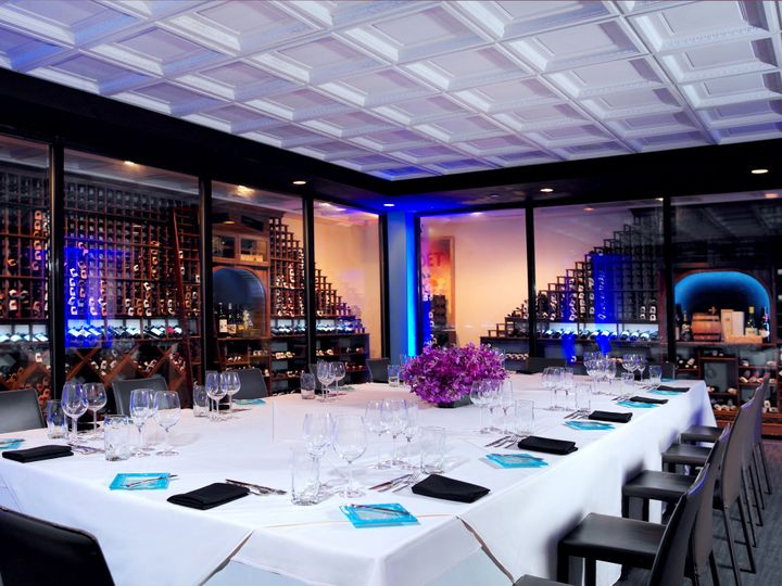 Tmx 1536697805 6a40ea82f1f60dc2 1536697803 Ee82eb7452f83de5 1536697800628 2 Wine Room Wild Sea Fort Lauderdale, Florida wedding venue