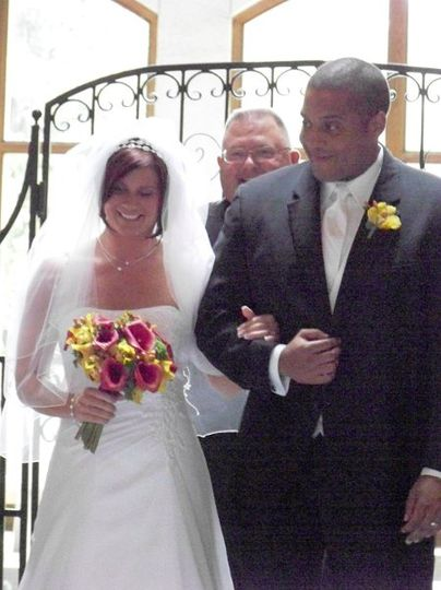 Great couple from Chicago - we perform more weddings for Destination couples than anyone else in...