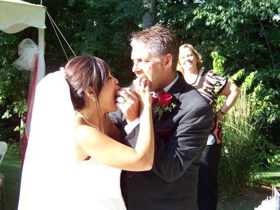 Tmx 1220378398482 100 2073W Frankenmuth wedding officiant