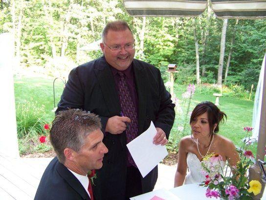 Tmx 1220378432092 100 2093W Frankenmuth wedding officiant