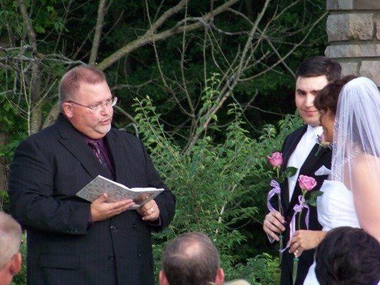 Tmx 1220629338159 100 1093W Frankenmuth wedding officiant