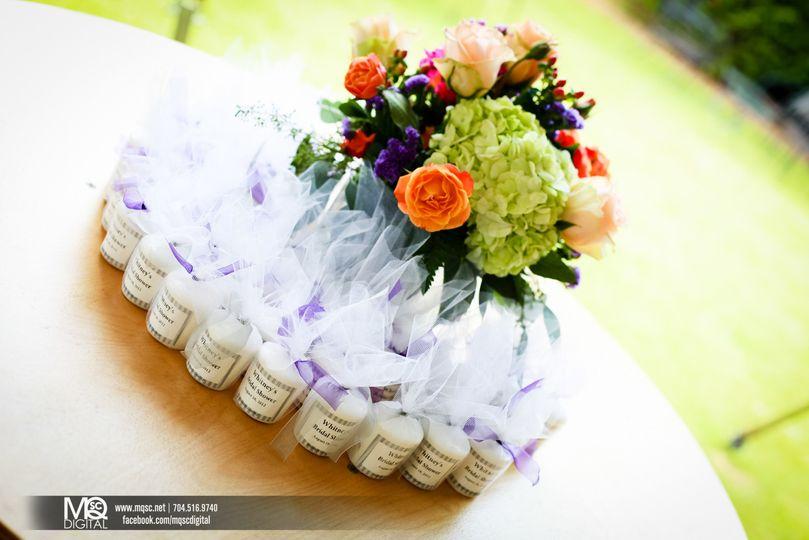 whitneys bridal shower