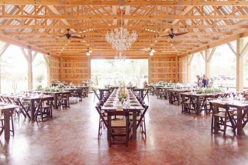 Meadow Creek Farm Venue Locust Nc Weddingwire