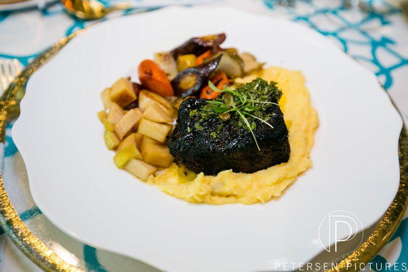 Chili Rubbed Wagyu Steak