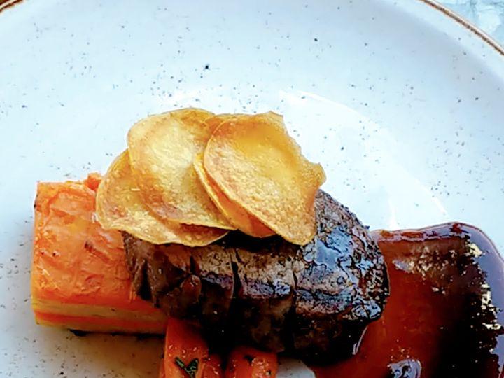 Tmx Beef Tenderloin With Sweet Potato Pave 51 1863533 161429190261915 Gig Harbor, WA wedding catering