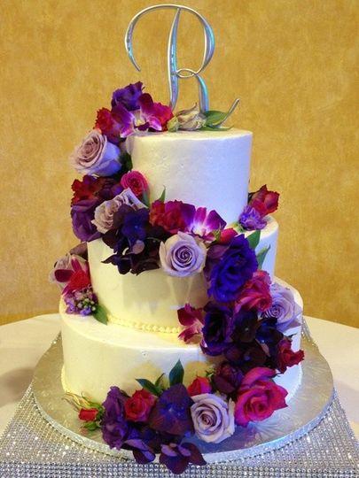 fresh purple flowers 3