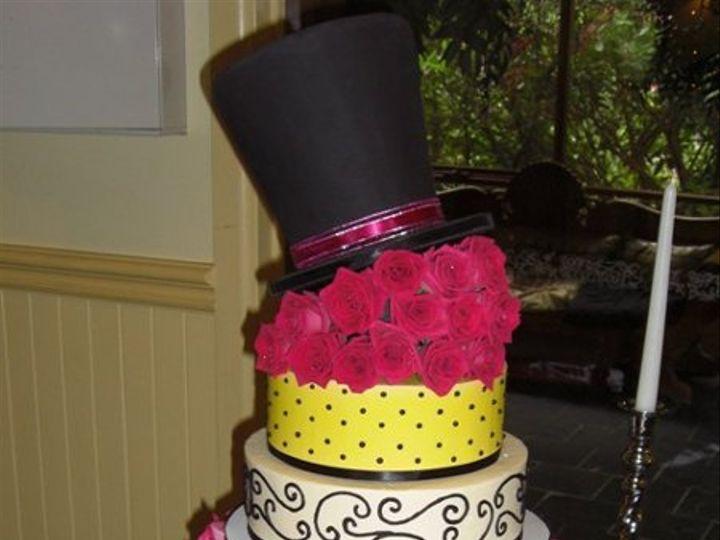 Tmx 1334620613075 BelindasTopHat8 Chino Hills wedding cake