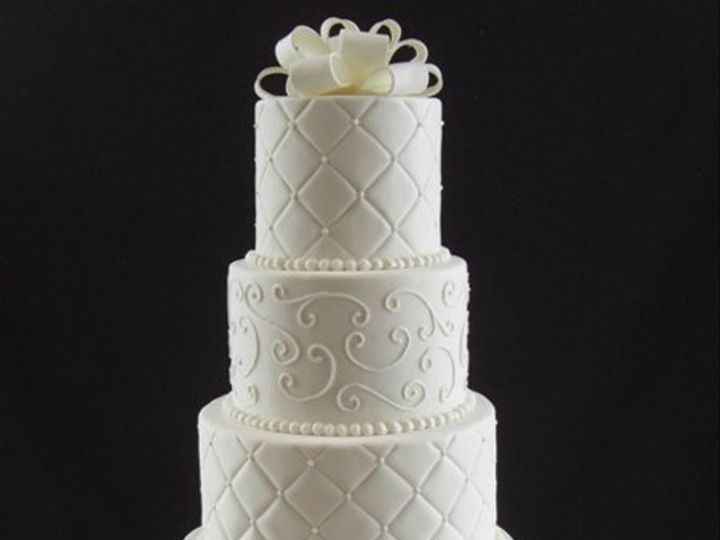 Tmx 1334620636493 QuiltingandScrolls11 Chino Hills wedding cake