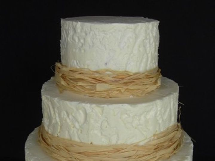 Tmx 1334686080115 RusticButtercream1 Chino Hills wedding cake