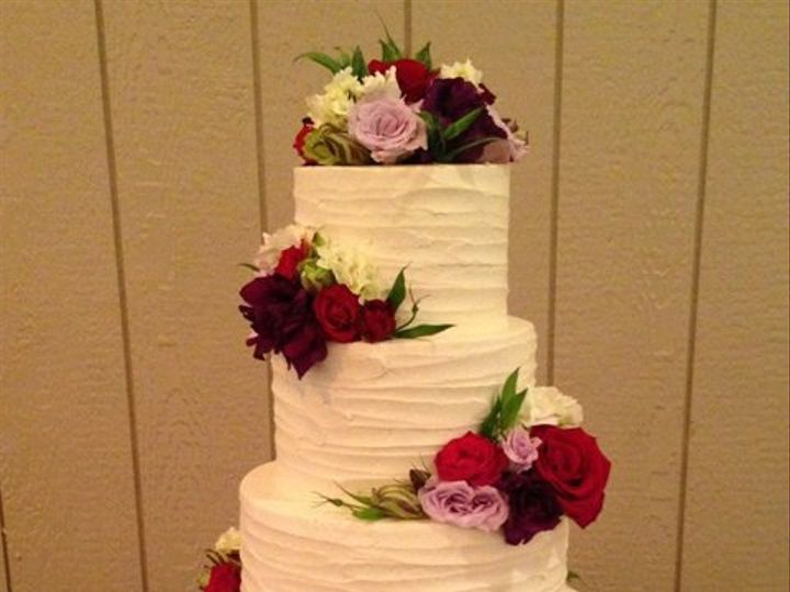 Tmx 1361638948355 TexturedButtercream15 Chino Hills wedding cake