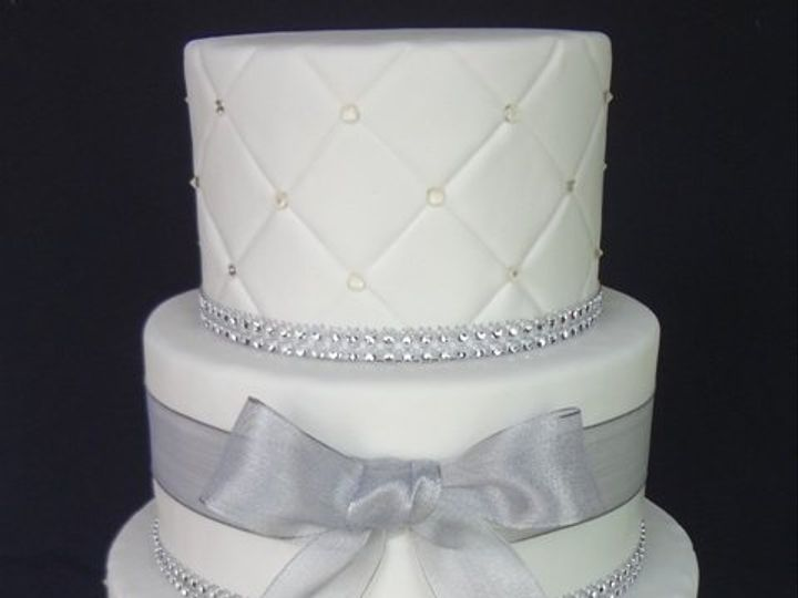 Tmx 1361638951869 SilverQuilting7 Chino Hills wedding cake