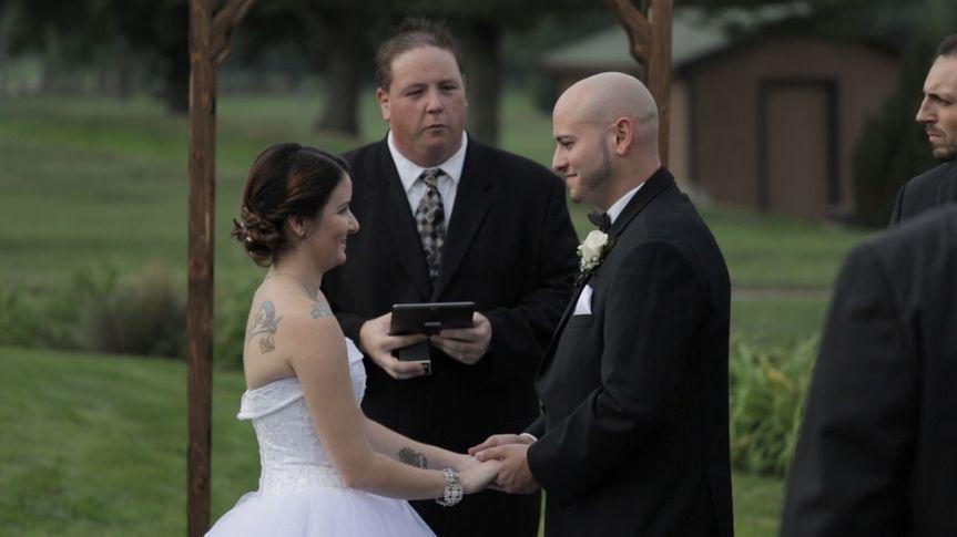 The vows (Amylon Productions)