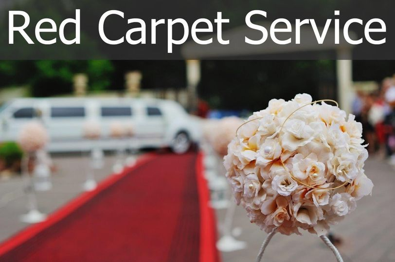 Red Carpet service.