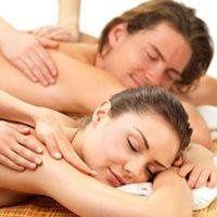 Before wedding Couple's Massage at Aquamedica Day Spa NJ