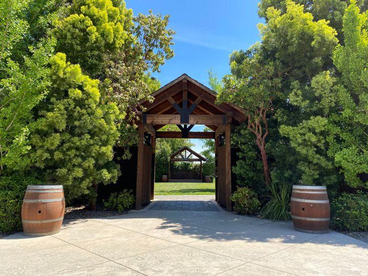 Tmx Front Gate 51 1968533 158818471366087 Livermore, CA wedding venue