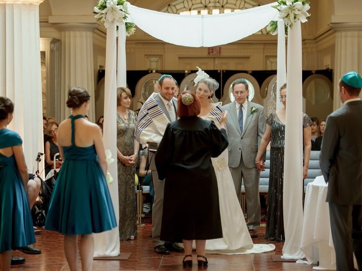 Tmx Mintz Wedding 1 51 1978533 159622793413613 Huntington, NY wedding officiant