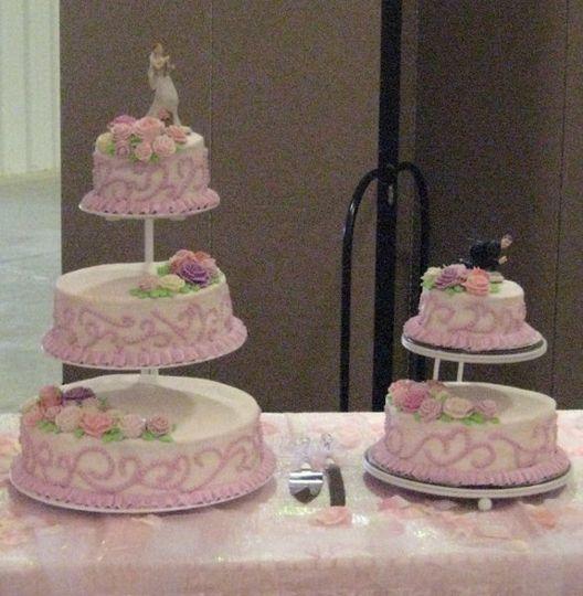 Wedding Cakes Cleveland Ohio Prices