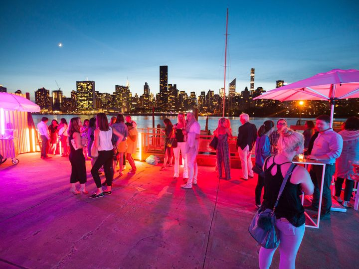 Tmx 1505522292500 12 Dockside Cocktails At Sunset Nino Marcutti Long Island City, NY wedding venue