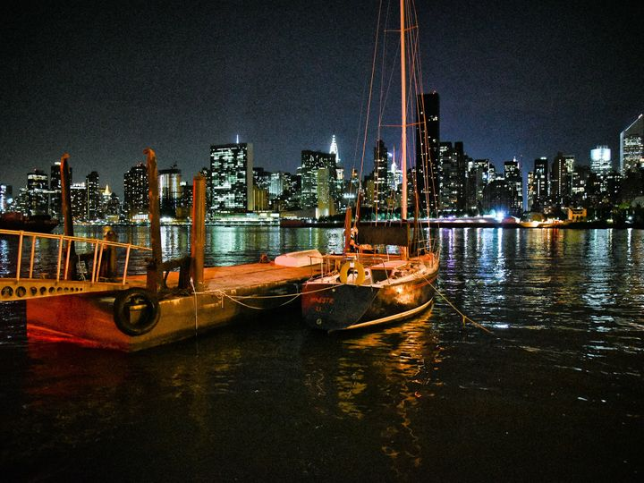 Tmx 1505522337139 15 Dock At Night Vladimir Radojicic Long Island City, NY wedding venue