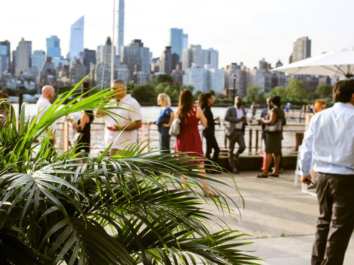 Tmx 1505522384961 21 Afternoon Dockside Cocktails Danijel Mirkov Long Island City, NY wedding venue