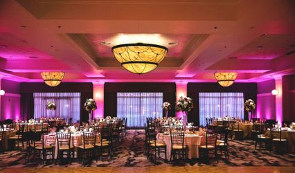The Tiffany Ballroom at the Four Points by Sheraton Norwood 1