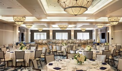 The Tiffany Ballroom at the Four Points by Sheraton Norwood 2
