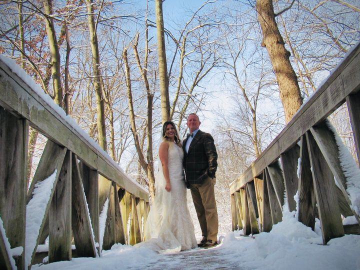 Tmx Winter Couple On Bridge 51 2633 157618740681195 Norwood, MA wedding venue