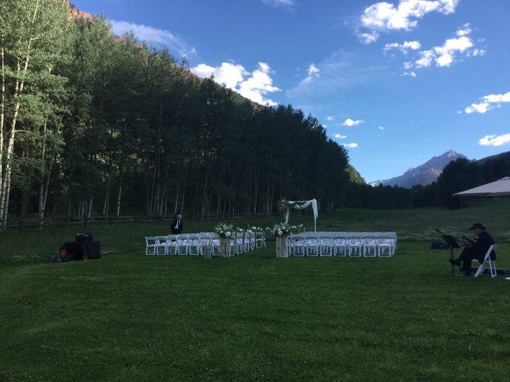 Remote Ceremony Sound - T-Lazy-7 Ranch, Aspen, CO