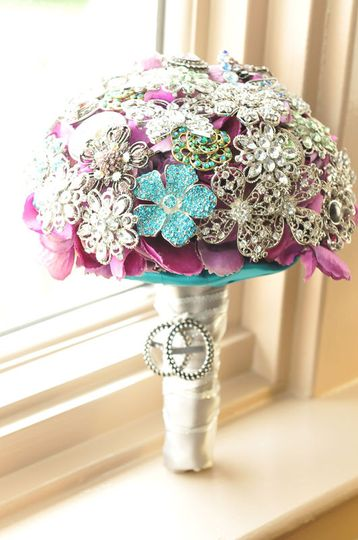 Metal Bouquet