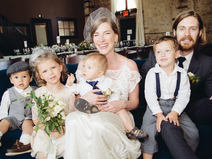 Tmx 1476653067299 Ellen  Rob With Children In Wedding Tacoma wedding planner