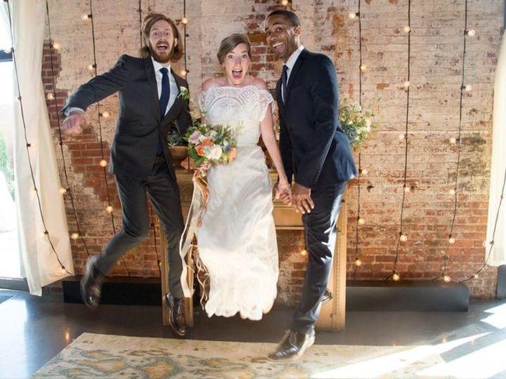 Tmx 1511050798397 Ellen Rob And Officiant Craig Hall 6 Tacoma wedding planner