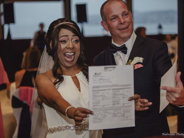Tmx Couple Thrilled To Sign Marriage License 51 382633 Tacoma wedding planner