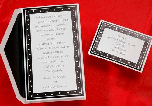 Tmx 1358705724365 Bc5 Garfield wedding invitation