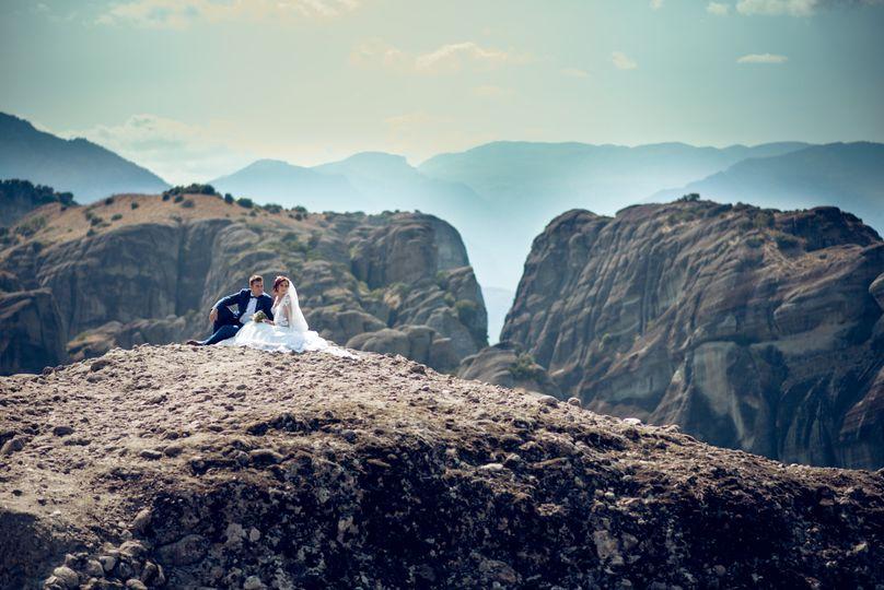 Wedding Meteora