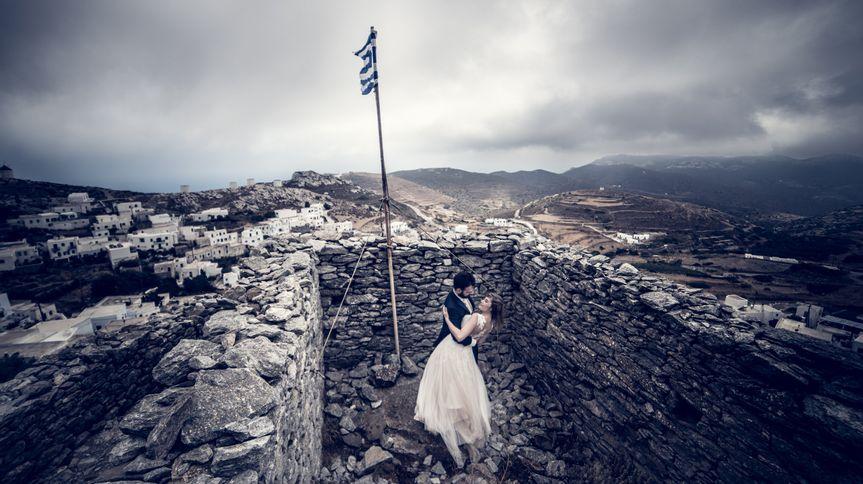 Wedding Amorgos
