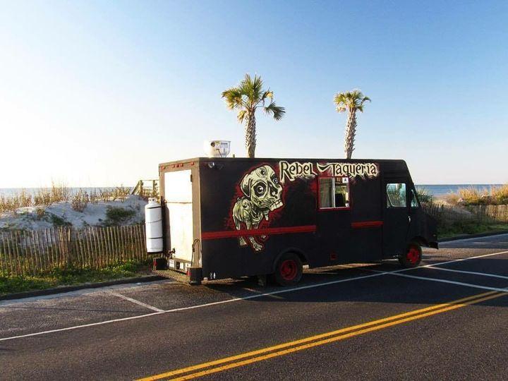 Rebel Taqueria food truck