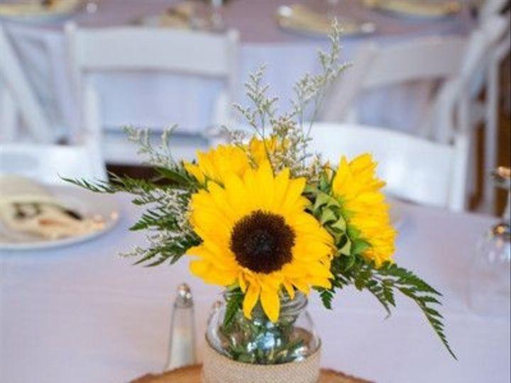 Tmx 1468685806184 Sunflower Centerpieces Montclair wedding planner
