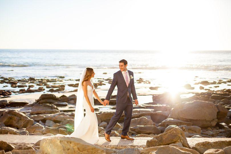 Winter Romance in Laguna Beach Photo Credit | Nicolette Moku