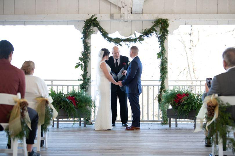 Rapid Side Wedding