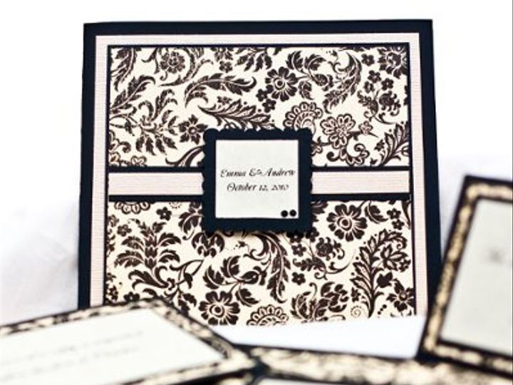 Tmx 1265135558002 776874062babettecanacari1of53 Denver wedding invitation