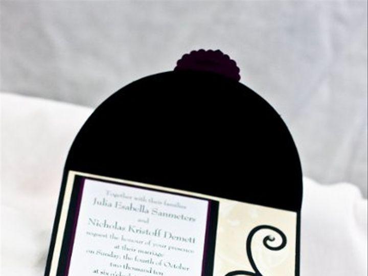 Tmx 1265135580346 776874578babettecanacari11of53 Denver wedding invitation
